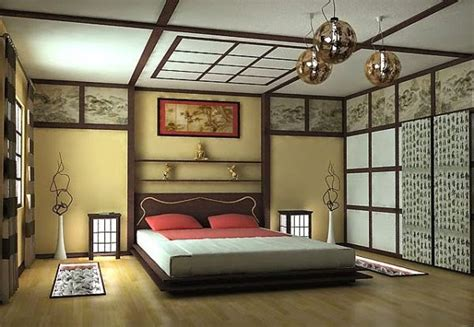 Japanese Bedroom Design by 25 Bedroom Designs In Japanese Style Lighting Colors