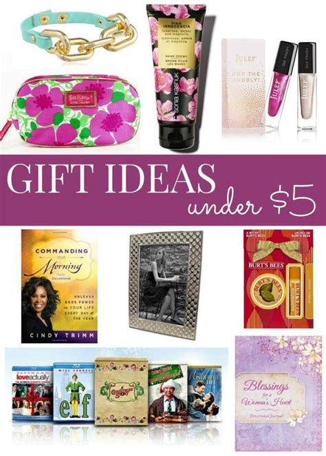 gift ideas under 5 25 inexpensive christmas gifts