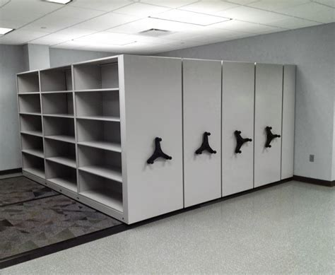 compact systems compact shelving