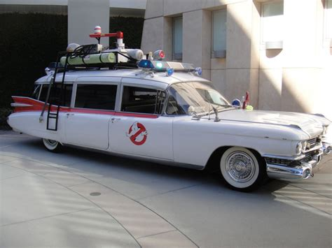 Ecto One Car by Ghostbusters News What Of Car Is The New Ecto 1