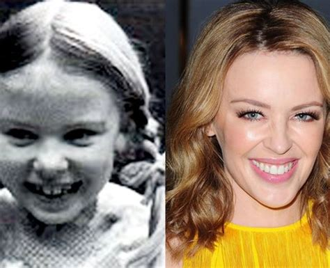 celeb baby images it s kylie minogue s baby picture guess the celebrity