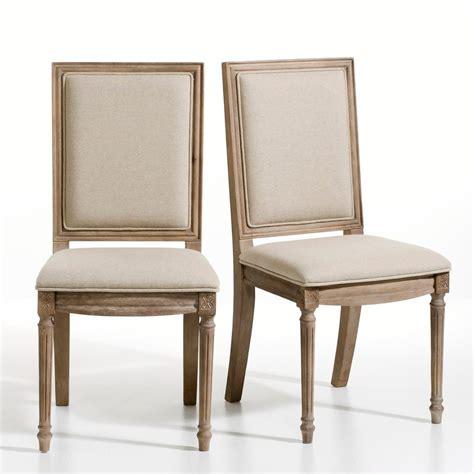 chaise de salle chaises de salle a manger louis xvi