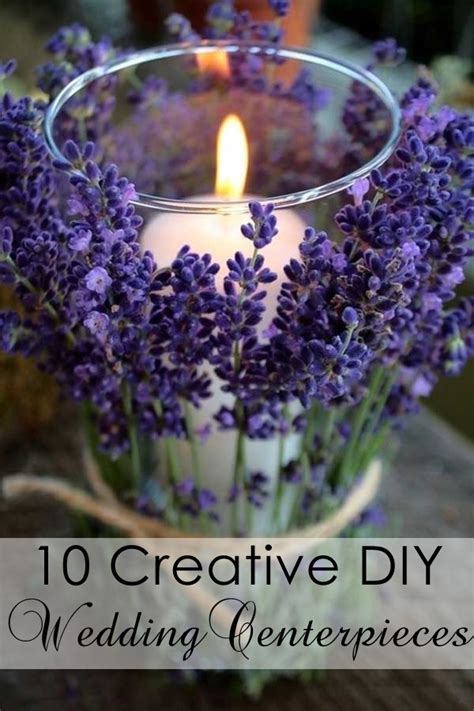 ideas for centerpieces 10 creative diy wedding centerpieces with tutorials