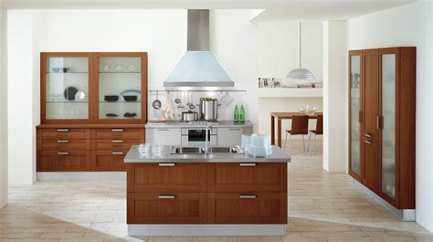 Modular Homes Interior by Modern Italian Kitchens