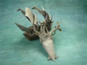 Origami Kraken - attack of the kraken