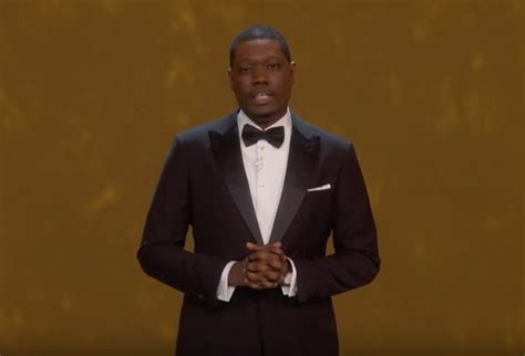 michael che emmys youtube watch michael che hands out reparations emmys to actors