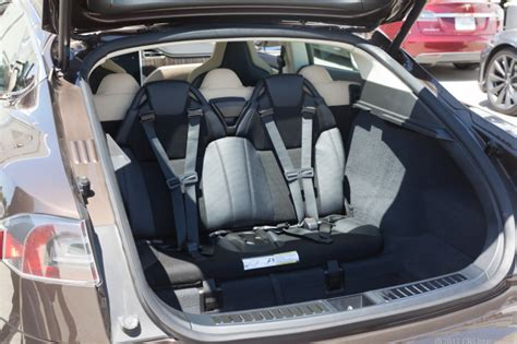 Tesla Model S 7 Seats Are There Any 6 Passenger Cars Today 2013 Minivan Suv