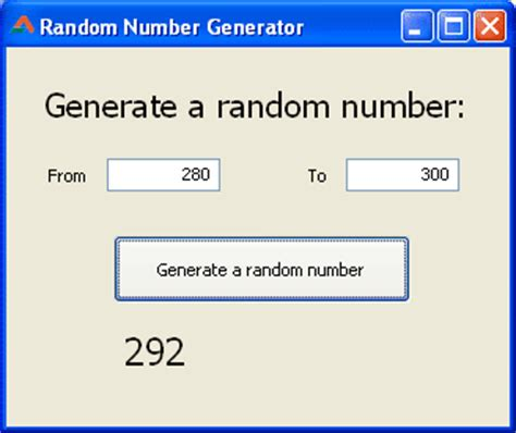 number pattern generator online how to generate random number with without a range