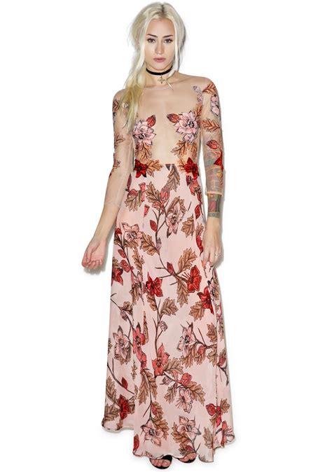 Maxi Siera Dress for lemons maxi dress dolls kill