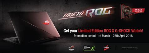 Buy Asus Gaming Laptop Malaysia asus rog g shock enters malaysia buy a gaming laptop to get one lowyat net