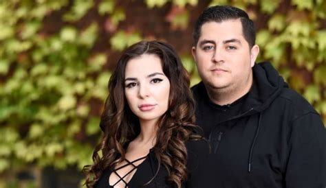 jorge anfisa what does he do 90 day fiance jorge gets slapped by his wife for lying
