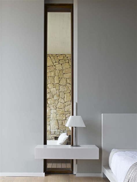 mirror in bedroom tall mirror bedroom contemporary home in monasterios spain