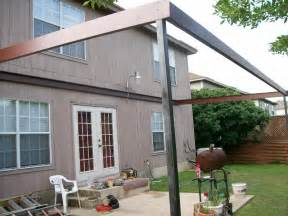 custom steel patio awning thousand oaks san antonio