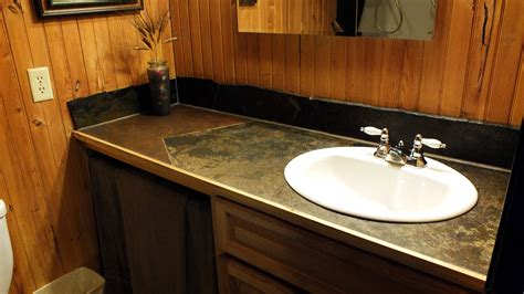 slate counter top custom slate blueslate woodstone