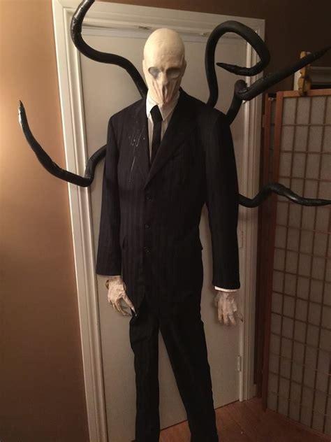 slenderman halloween props diy slenderman alien halloween