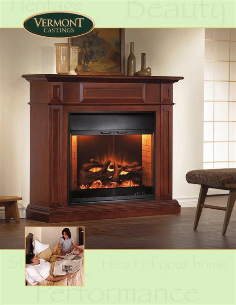vermont fireplace vermont indoor fireplace mkwwh33 user guide
