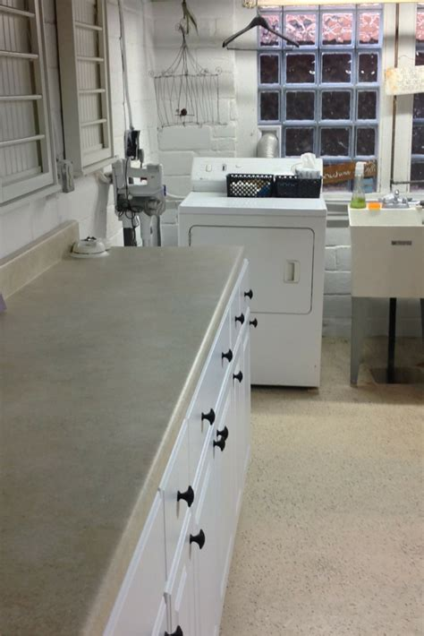 cleveland basement and laundry room remodeling with