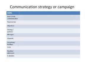 change communication plan template the of positive change communication planning templates