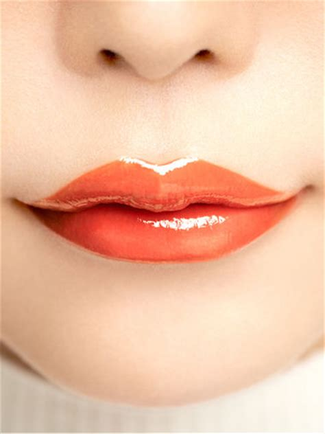 Doll Lip Stick Orange doll lip stick mode orange