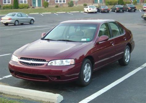 how it works cars 2000 nissan altima on board diagnostic system front left 2000 maroon nissan altima car photo nissan car pics