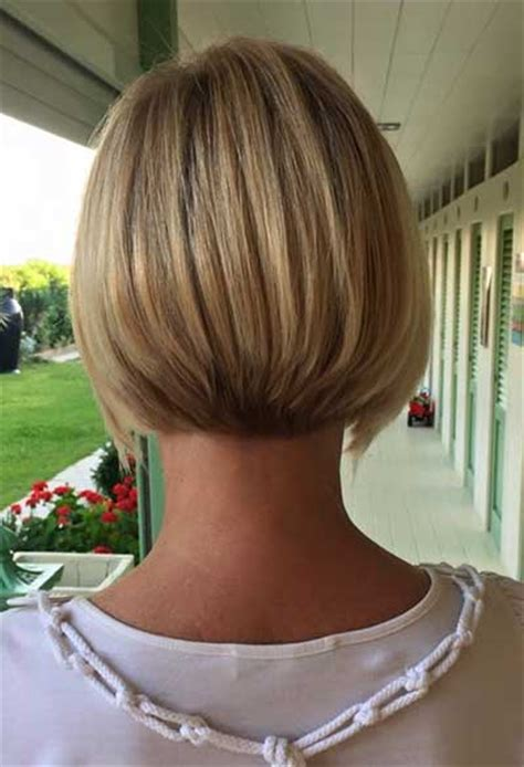 back pictures of a line bob hair cut short aline bob back view hairstyles pinterest short
