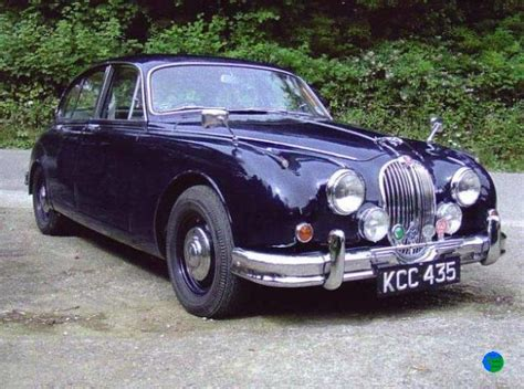 Home Interior Colour Jaguar Mk2