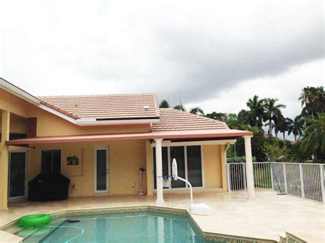 Awnings Fort Lauderdale by Yahan Inc Awnings Fort Lauderdale Permanents Awnings
