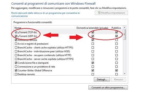 porte utorrent come aprire porte router per utorrent angeloinformatico