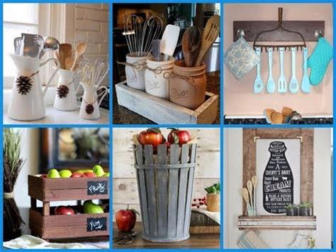 diy rustic kitchen decor ideas diy rustic home