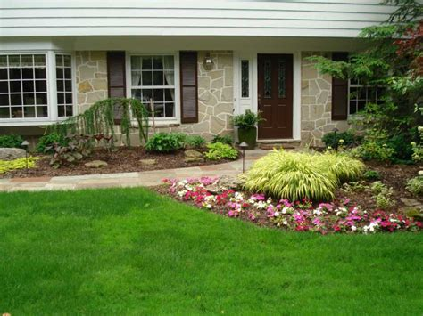 Front Door Landscaping Ideas Front Entrance Landscaping Ideas
