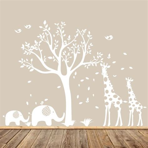 nursery wall decoration best 25 baby nursery ideas on animal