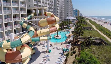 rooms in water kingdom crown reef resort waterpark myrtle photos reviews more