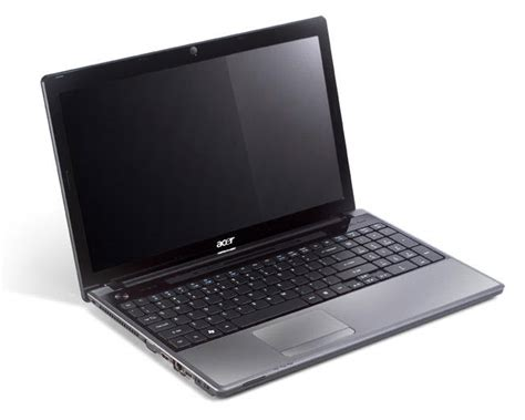 acer aspire laptop acer aspire 5745 series notebookcheck net external reviews