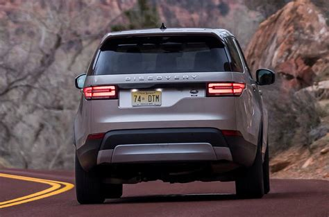 2017 land rover discovery review review autocar