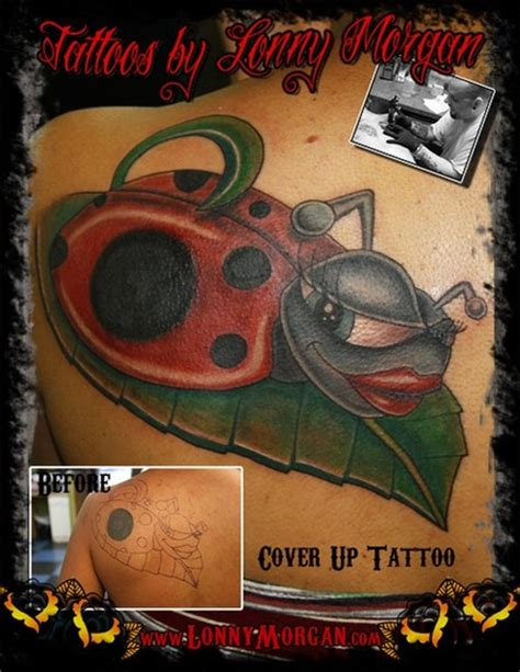new school ladybug tattoo ladybug tattoos