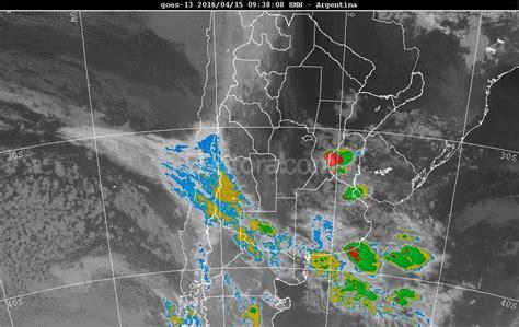 imagenes satelitales smn argentina alerta por lluvias y tormentas para santa fe el