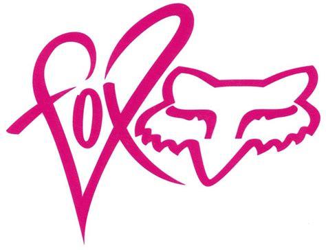 fox motocross logo pink fox racing logo wallpaper impremedia