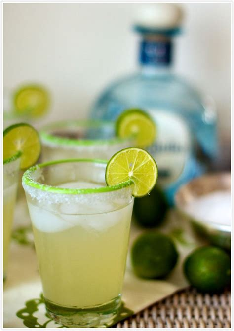 Happy Hour Partida Tequilas Agave Margarita by Fresh Margarita Recipe With Agave Nectar