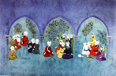 Ottoman Music Therapy Muslim Heritage