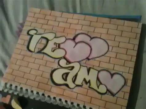 imagenes bonitas para dibujar para tu novio una historia de amor cuaderno para mi novio youtube