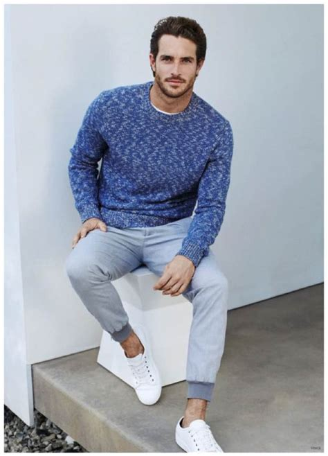 Sweater Joger How Wear Jogger This Fall