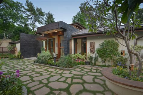 home exterior design in delhi farm house in delhi