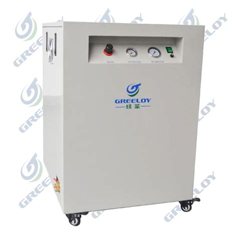 Silent Cabinet by Air Compressor With Air Dryer And Silent Cabinet Ga 83xy