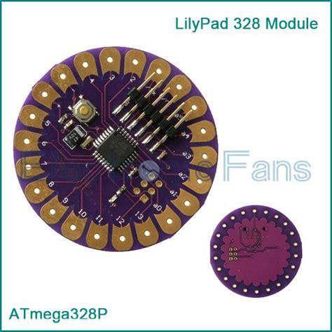 Lilypad 328 Board Atmega328p 16m new lilypad 328 module atmega328p board 16m for