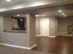basement color ideas finished basement sherwin williams mega griege home