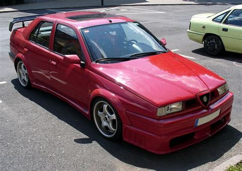 Aufkleber Upload Gt Sport by File Alfa Romeo 155 Rot Jpg Wikimedia Commons