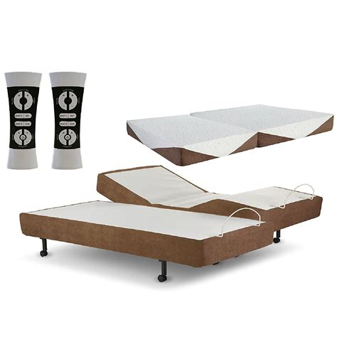king split adjustable bed zero gravity g force split king adjustable bed zero gravity