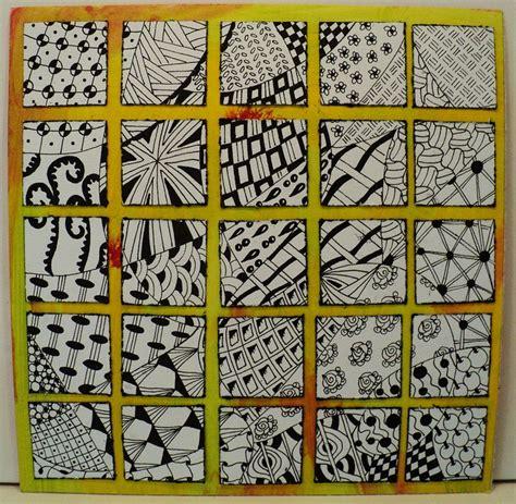 zentangle pattern dyon 1000 images about doodle zentangle on pinterest