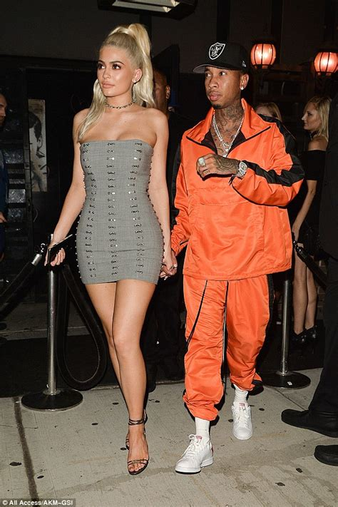 kamilla 65 year old allover30 movie kylie jenner and tyga hit nyfw bash after revealing her