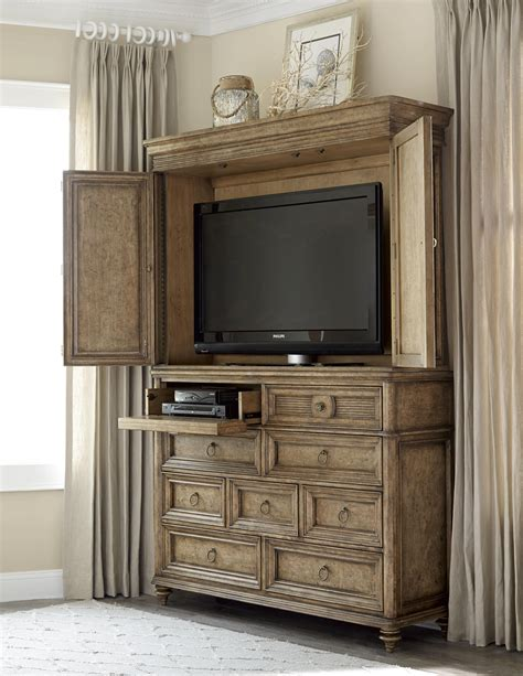 bedroom tv armoire this grand armoire offers great style and function to a